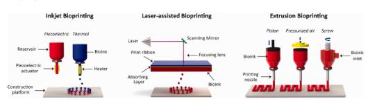 sdf - معرفی دستگاه: پرینت 3D ( چاپ زیستی 3 بعدی )